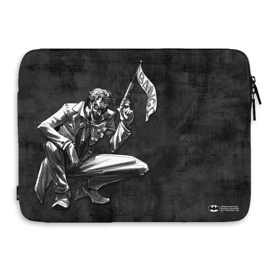 Batman - Joker Bang Laptop Sleeve