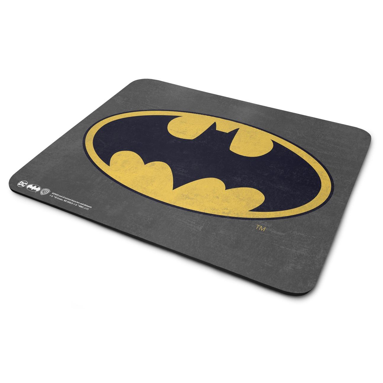 Batman Signal Logo Mouse Pad