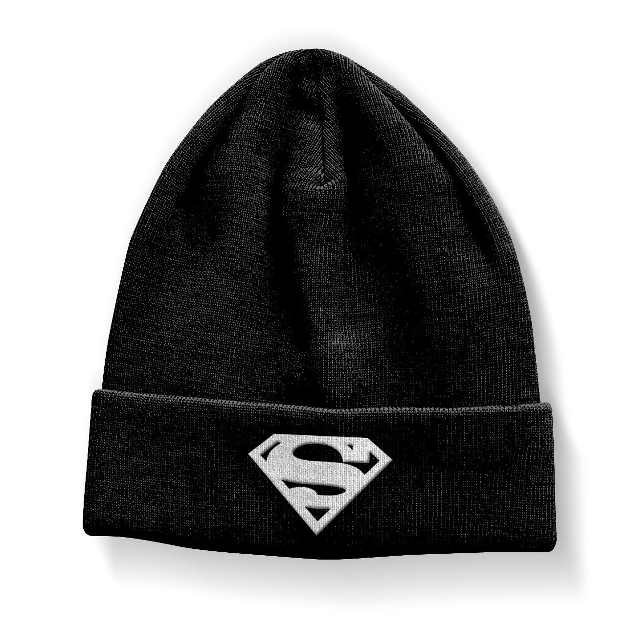 Superman Shield Beanie