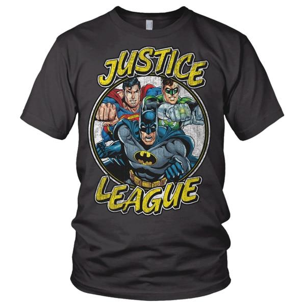 Justice League Team Tee