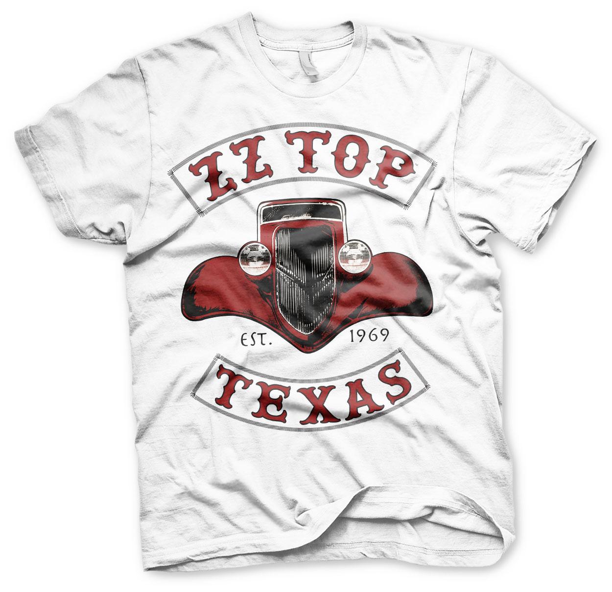 ZZ-Top - Texas 1969 T-Shirt