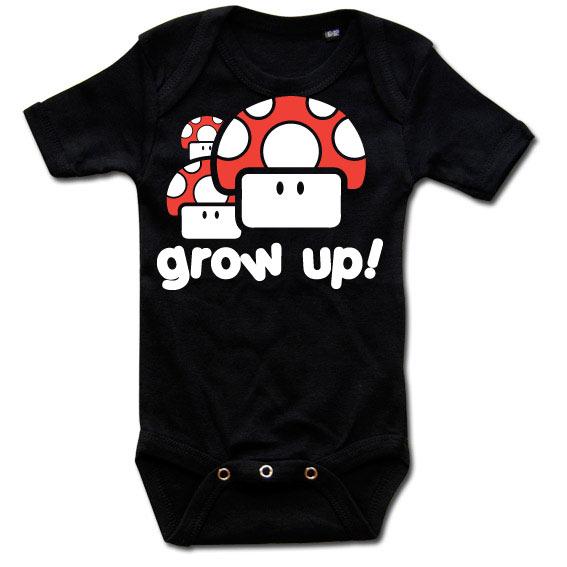 Grow Up Body