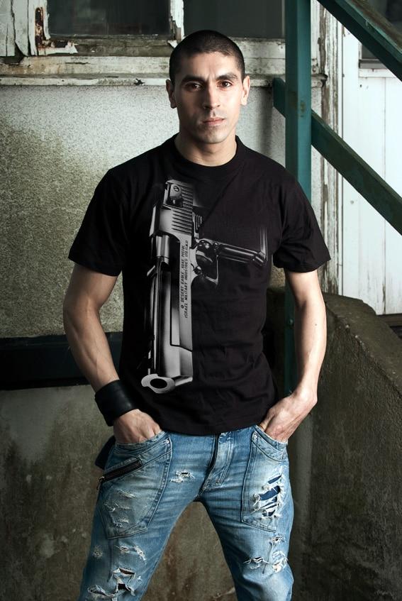 Desert Eagle Gun T-Shirt