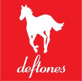 Deftones dekal.