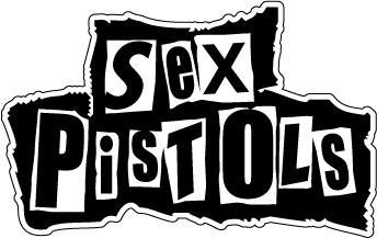 Sex Pistols sticker.