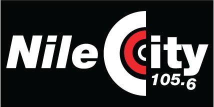 Nile City sticker.