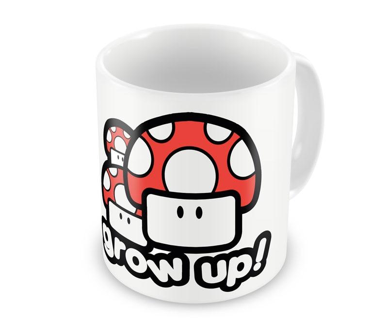 Grow Up! Coffee Mug