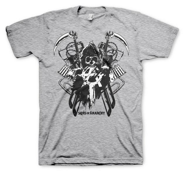 SOA Engine Reaper T-Shirt