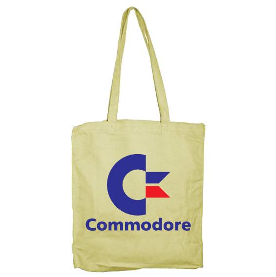 Commodore Tote Bag
