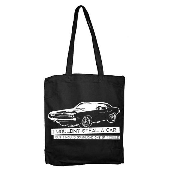 I Wouldn´t Steal A Car Tote Bag