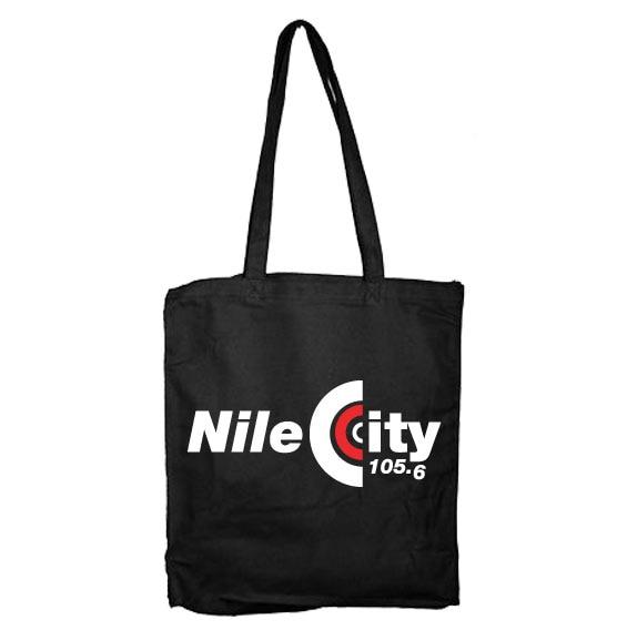 Nile City Tote Bag