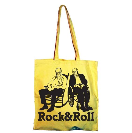 Rock & Roll Tote Bag