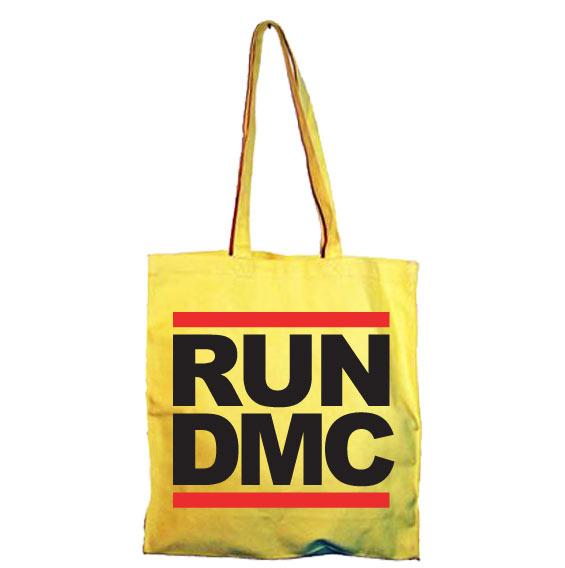 Run DMC Tote Bag