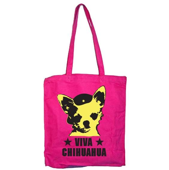 Viva Vhihuahua Tote Bag