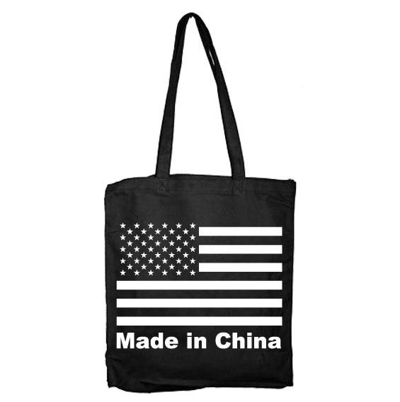 Made In China Tote Bag
