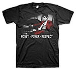 Scarface - Money, Power, Respect T-Shirt