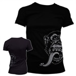 Gas Monkey Sidekick Girly Tee