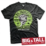 Gas Monkey Garage - Green Logo Big & Tall T-Shirt