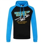 Star Trek - Beam Me Up Scotty Baseball Hoodie