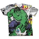 The Hulk Comic Allover T-Shirt