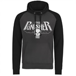 Marvel - The Punisher Logo Baseball Hoodie