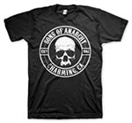 Sons Of Anarchy Seal T-Shirt
