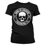 Sons Of Anarchy Seal Girly T-Shirt