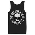 Sons Of Anarchy Seal Tank Top