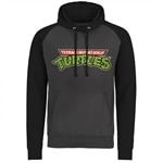 Teenage Mutant Ninja Turtles Classic Logo Baseball Hoodie