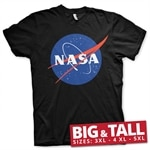 NASA Insignia Big & Tall T-Shirt