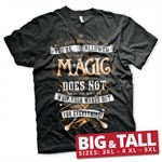 Harry Potter Magic Big & Tall T-Shirt