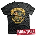 Hogwarts Crest Big & Tall T-Shirt