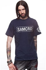 SAMCRO Distressed T-Shirt