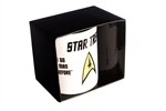 Star Trek Boldly Coffee Mug